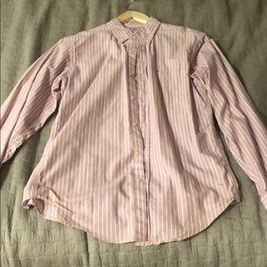 J Crew Slim Fit Oxford Shirt